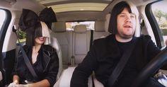 James Corden and Sia Do Carpool Karaoke