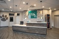 Veterinary Clinic and Animal Hospital Design. Artistree specializes in design and construction of veterinary offices and pet hospitals. Veterinarian Office, Veterinarian Quotes, Dog Rescue Shelters, Vet Clinics, Veterinary Clinics, Vet Office, Dog Grooming Salons, Shelter Design, Pet Resort