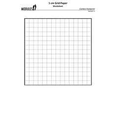 Graph Paper Worksheets to Print | Activity Shelter