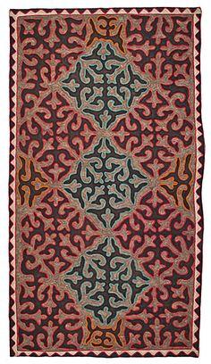 Felt - unique shyrdak felt rugs - Rugs   www.feltrugs.co.uk