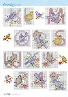 Gallery.ru / Фото #1 - Cross Stitch Crazy 094 - WhiteAngel