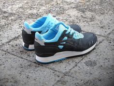 Check out the Solebox x ASICS Gel Lyte III and let us know if this is a must-cop for you. Asics Gel Lyte Iii, Sneaker Magazine, Sneaker Release, Turquoise, Best Sneakers, Nike Sb, Shoe Game, Trainers, Air Jordans