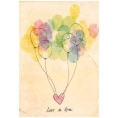 Love Is Free| Card