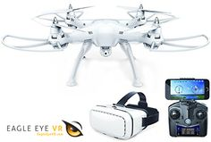 drones for sale with virtual reality glasses