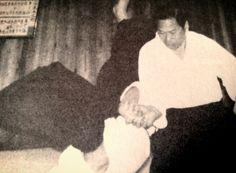 """The essential principles of Daito-ryu are Love and Harmony"" - Tokimune Takeda, the son of Aikido Founder Morihei Ueshiba's teacher Sokaku Takeda. More from Tokimune Sensei on the Aikido Sangenkai blog: ""Tokimune Takeda – Aiki Kuden and Hiden"" - http://www.aikidosangenkai.org/blog/tokimune-takeda-aiki-kuden-hiden/ ""Solo Training for Kokyu-ryoku and Ki in Daito-ryu Aiki Budo"" - http://www.aikidosangenkai.org/blog/solo-training-kokyu-ryoku-ki-daito-ryu-aikibudo/"