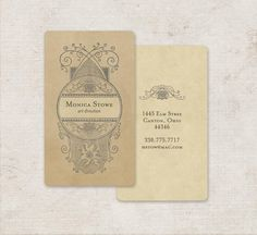 Hey, I found this really awesome Etsy listing at https://www.etsy.com/listing/130775126/business-cards-or-calling-cards-vintage