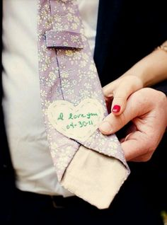 Leuk cadeautje voor de bruidegom of vader van de bruid...