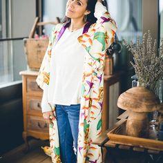 Tauta-Home (@tautahome) • Instagram-Fotos und -Videos Amanda, Kimono, Sari, Chic, Videos, Girls, Instagram, Fashion, Saree