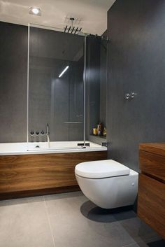 wooden panels in restroom - Google Search