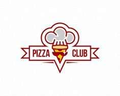 Pizza Club by Martyr - logopond.com