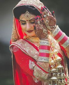 bridal photography poses The entire people stick their eyes to see the bride. So bridal skin flawless, glowing. Beauty gurus revealed pre bridal skincare tips and plan Indian Bride Poses, Indian Bridal Photos, Indian Wedding Poses, Indian Wedding Couple Photography, Bride Photography, Photography Ideas, Photography Gallery, Photography Magazine, Children Photography