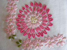 Vintage Pattern Stitchalong - Pinks by ~ PixieFey ~, via Flickr