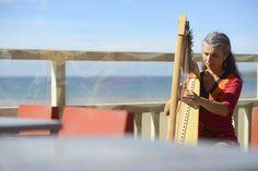 concert harpe sur la terrasse les charmettes saint malo