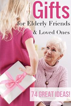 74 Great Gift Ideas for Elderly Friends and Relatives Get awesome ideas for gifts for elderly people in your life. Explore dozens of suggestions that can help you figure out . Gifts For Old People, Gifts For Elderly Women, Project Finance, Tai Chi, Gifts For Seniors Citizens, Cute Gifts, Best Gifts, Unique Gifts, Nursing Home Gifts