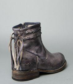 CRAVEN BLACK DRIFTWOOD - Short Boots - Women BED|STU