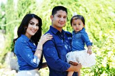 Family photo session - outdoors- rose garden