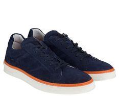 Chaussures De Sport Blauwe De Nubikk Gomma Pur Tous, Mais Nubikk