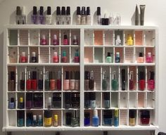 Rangement vernis a ongles Cases for nail polish