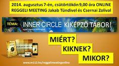 Várunk Téged is, gyere Velünk! Inner Circle, Me Now, Website, Link