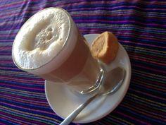 Cafe con leche (lechero) de Veracruz