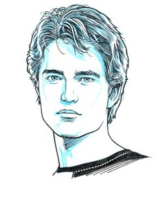 CEDRIC DIGGORY by Jerome-K-Moore on DeviantArt
