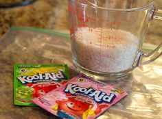 How to Dye Rice with Kool-Aid Tutorial - Love, Play, Learn