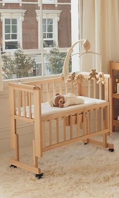 trendy baby sleep bassinet co sleeper Co Sleeper Crib, Baby Bedroom, Kids Bedroom, Baby Bedding, Baby Furniture, Find Furniture, Bedroom Furniture, Furniture Ideas, Home Plans
