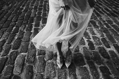 NYC Engagement / Photography by Teneil Kable