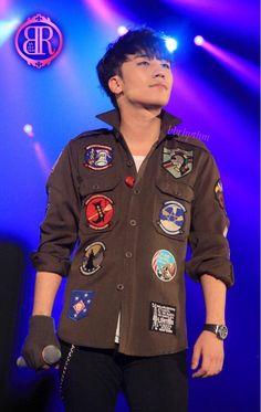 Seoul concert day 2 Big Bang Seungri