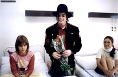 All Michael Jackson's impressive charity work now documented at MJJC Legacy Team
