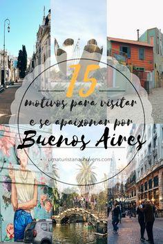 Apaixone-se pela capital da Argentina. Buenos Aires é uma cidade linda, recheada de atrações para todos os gostos.