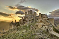 Castello di Rocca Calascio. (foto: Filippo Venturi)