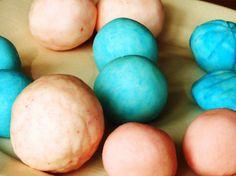 Bruisballen maken op www.honderdachtentwintig.blogspot.be