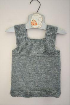 woolly Milo vest
