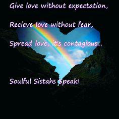 Soulful Sistahs Speak  www.soulfulsistahsspeak.weebly.com