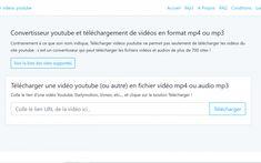 télécharger youtube format mp4
