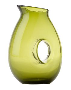 POLS POTTEN Jug with hole