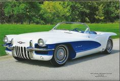 Cadillac La Salle II Roadster 1955