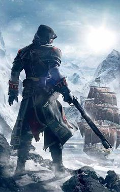 assassins creed rogue gifs - Buscar con Google
