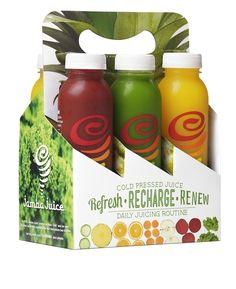 New Cold Press Juices At Jamba Juice