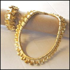 RARE Vintage 50's Boucher Choker Necklace & by IntrigueU4Ever, $125.00