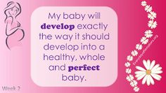 Positive Pregnancy Affirmations First Trimester