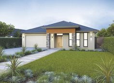 Infinity 319 - Hallmark Homes My House Plans, Family House Plans, Build Your Own House, Build Your Dream Home, First Home Owners, Double Storey House, Hallmark Homes, Three Bedroom House Plan, Beautiful House Plans