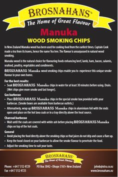 Best wood ever for smoking food