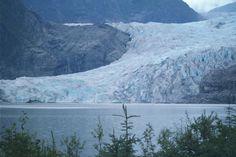 Mendenhall Glacier, Alaska (2016)