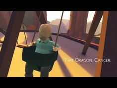 That Dragon, Cancer - Colorado parents Ryan and Amy Green, have developed That Dragon, Cancer, an interactive videogame experience that documents their 5-year-old-son, Joel and his struggle and death from a rare form of paediatric brain tumour called atypical teratoid rhabdoid tumour #ATRT via https://www.thebraintumourcharity.org/media-centre/news/latest-news/parents-boy-who-died-brain-tumour-create-videogame/