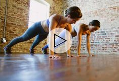 A 10-Minute Yoga-HIIT Workout That's the Best of Both Worlds