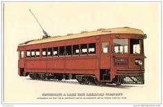 Tranvía de Cincinnati OH 1930, USA
