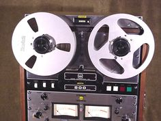 Reel to Reel Tape Recorder Manufacturers - Crown Audio, Inc. - Museum of Magnetic Sound Recording Crown Audio, Professional Audio, Tape Recorder, Loudspeaker, Decks, Museum, Speakers, Front Porches, Deck