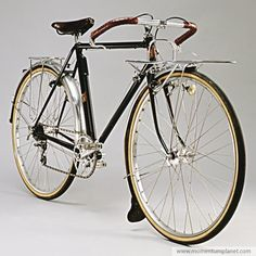 1947 Alex Singer city bike.